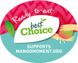 Mangomoment best choice logo